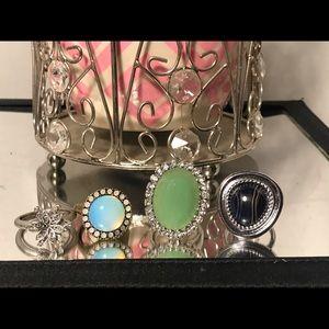 Avon Vintage Rings